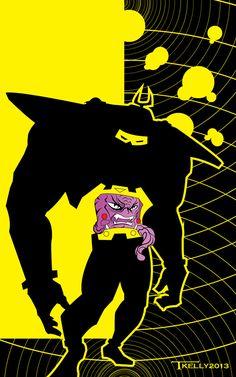 Krang TMNT by TomKellyART.deviantart.com on @deviantART