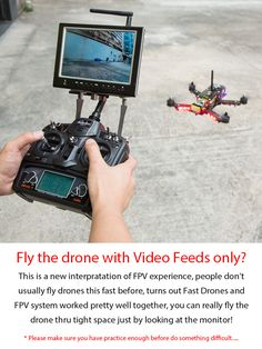 Fly the drone with FPV is the art of winning https://www.helipal.com/storm-racing-drone-rtf-type-a.html #QAV250
