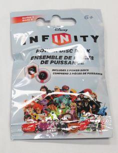 Disney Infinity Series 2 Power Disc Pack * SEALED BRAND NEW * #Disney
