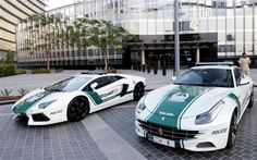 "Dubai Police Force adds the World's Fastest and Most Expensive Police Car to their ""Super fleet"": A $1.6 million Bugatti Veyron"