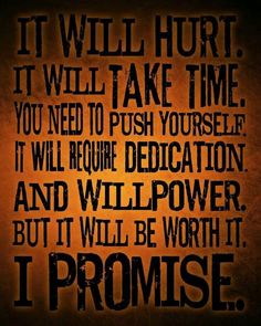 It will pay off