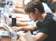 ji changwook first reading script TheK2