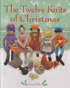 """The Twelve Days of Christmas"" is one of the most popular festive songs, loved by children and parents alike, and this book allows you to celebrate the Christmas countdown by knitting all the characters.  Inside you'll find: twelve patterns for you to knit from the drummer drumming to the partridge in a pear tree, the verses of the song appear that appear throughout the book and a fold out pear tree at the back – a perfect roosting spot for your knitted partridge."