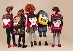 Dolce & Gabbana Collezione Bambino Autunno Inverno 2016 2017: Bambina | Dolce & Gabbana