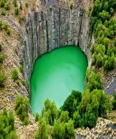 ✯ The Big Hole - Kimberley - Northern Cape, South Africa