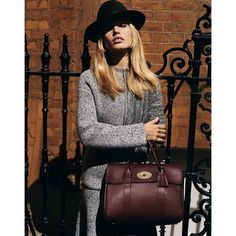 Campagne mode automne-hiver 2015/2016 Mulberry