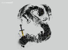 The sword-pen...blows my mind
