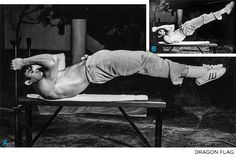 40 years ago, young athletes found inspiration in Bruce Lee's peerless intensity and wiry strength. Not much has changed since. Get out the heavy bag and make Lee's training style work for you!