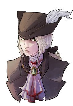 Lady Maria Bust by PailKnight