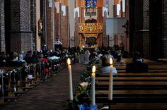 Szczecin Poland katedra cathedrals kościół   Stettin
