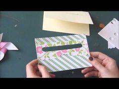 Tutoriel carte animée penny slider card - YouTube