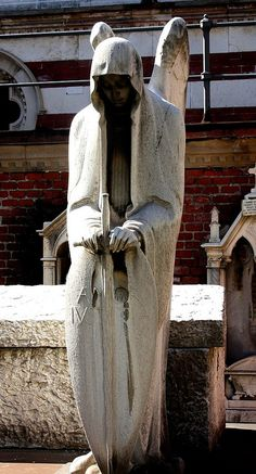 Cimitero Monumentale. Milano by miss.spuistraat, via Flickr