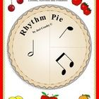 Rhythm Pie is a 'delicious' exploration of note names, fraction equivalency, note time value, and rhythm composition based on pie fractions. When t...