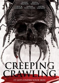 CREEPING CRAWLING 2012 - Don't Quit Your Day Job http://leglesscorpse.us/?p=9730 #horror #horrormovies #reviews