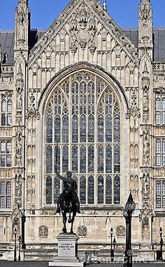 Westminster Abbey in England. Been here and I loved it!