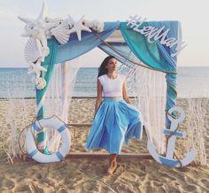 В эти выходные я была не только как декоратор свадьбы , а так же координатор  #blagabeach #свадьбавкраснодаре #свадьбакраснодар #свадьба #морскаясвадьба #остросаблина_декор #свадьбанаморе #выезднаяцеремония #выезднаярегистрация #море#