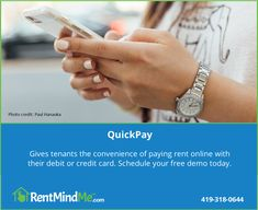 Your tenants will appreciate the convenience and flexibility. You'll love another rent collection option. Virtual Assistant, Property Management, Being A Landlord, Flexibility, Diy, Collection, Back Walkover, Bricolage, Do It Yourself