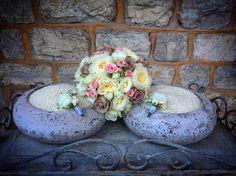 Wedding flowers Greece Trikala