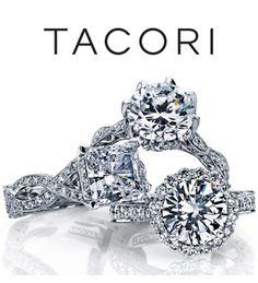 Tacori engagement rings