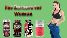 Best Fat Burners for Women Natural Fat Burning Supplement Natural Fat Burning Supplements, Fat Burning Pills, Best Fat Burner, Best Weight Loss Pills, Doctor Advice, Health, Women, Health Care, Salud
