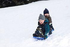 Laskiainen, Shrovetide, is a mid winter sliding festival in Finland.