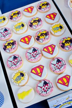 """Need this for my class this year1 Photo 5 of 25: Birthday """"Superhero Party"""" 
