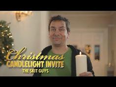 Skit Guys - Christmas Candlelight Invite