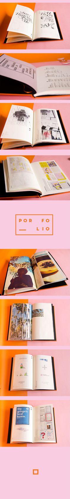 Self promotion LUC DG by Lucía Izco, via Behance