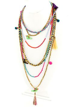 Shop Suey Boutique - ZOEY NECKLACE, $18.50 (http://www.shopsueyboutique.com/zoey-necklace/)