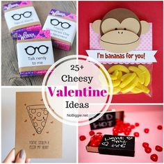 25  Cheesy Valentine Ideas