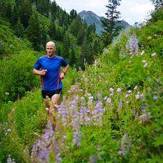 Ultrarunner, Craig Lloyd running in the Wasatch – Gnarly Nutrition #ultrarunner #Run #trailrunner  #ultra