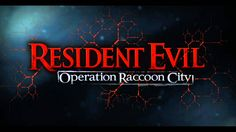 Resident Evil Operation Raccoon City wallpaper Game wallpapers