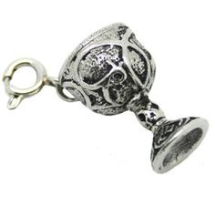 The Mortal Instruments:City of Bones Mortal Chalice Cup Charm  | UK Merchandise from ForbiddenPlanet.com  |  £6.50