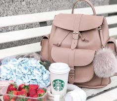 Cute Mini Backpacks, Stylish Backpacks, Dior Handbags, Purses And Handbags, Fashion Bags, Fashion Backpack, Style Fashion, Grafea Backpack, Stylish School Bags