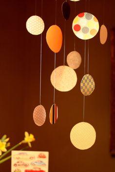hanging circles