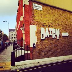 Dairy Art Centre, Russell Sq