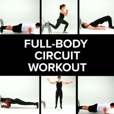 Quick Full-Body Circuit Workout
