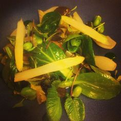 Green salad needs at L'Ecrivian Dublin Healthy Food Blogs, Healthy Recipes, Dublin, Celery, Spinach, Bucket, Salad, Vegetables, Green