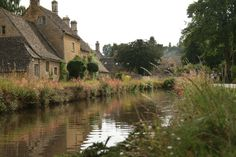 A perfect Cotswold evening in stunning Lower Slaughter. It's a pleasure to help our clients explore beautiful Cotswold gems like this through our self guided walking tours holidays.