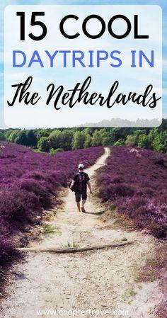 Day Trips The Netherlands | Day Trips from Amsterdam | Rotterdam | Utrecht | Volendam | Giethoorn | Things to do in The Netherlands | Best Tours in the Netherlands | Best Day Trips in the Netherlands | Best Day Trips from Amsterdam