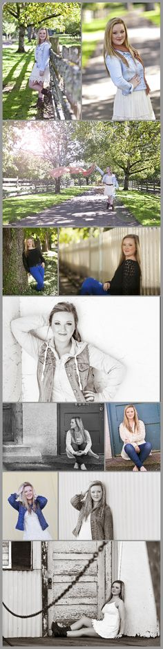 Skyler's Senior Pictures | Rex Putnam High School. Poses for Senior Girls. Naccarato Photography