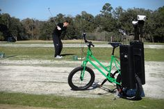 The Golf Bicycle