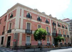 Palacio de los duques de Parcent. Fachada principal. Madrid