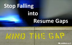 How to stop resume gaps from becoming a problem on your job search. Best Resume, Resume Tips, Curriculum Vitae Resume, Creative Writing Ideas, Career Success, Life Tips, Job Search, Tool Kit, Life Is Good