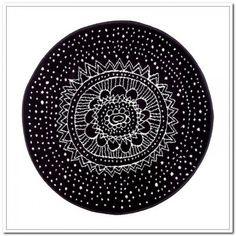 Ikea Circular Rugs