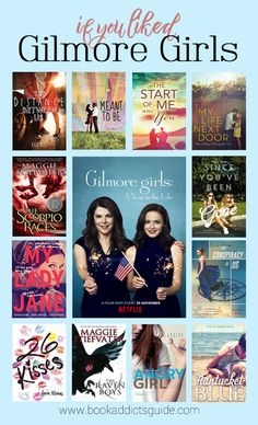 If you like Gilmore Girls, check out these 12 YA reads | Young adult books for fans of Gilmore Girls | YA books to read | YA reading list