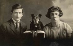 old by Libby Hall Dog Photo, via Flickr