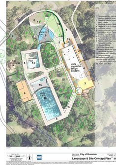 The City of Burnside is seeking feedback on the proposed Burnside Swimming Centre Redevelopment.