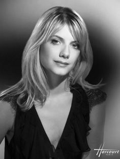 Mélanie Laurent - Studio Harcourt