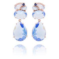 Earrings Camara #luxenterjoyas